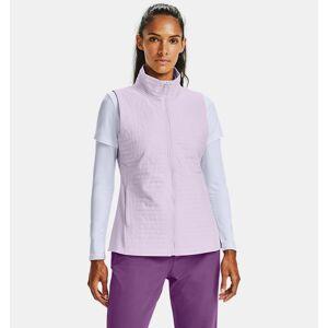 Under Armour Women's UA Storm Revo Full Zip Vest Purple XL
