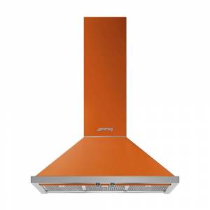 SMEG Portofino, 90cm Orange, KPF9OR