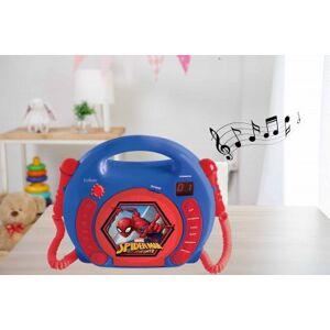 Spider-man Spiderman Karaoke CD-spelare