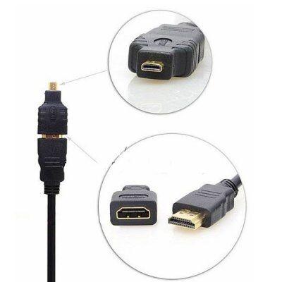 Eurobatt Mini-HDMI-adapter med high speed