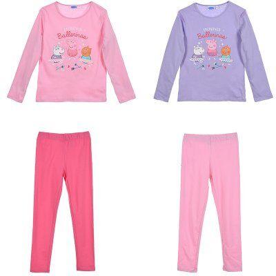 Peppa Pig Greta Gris Pyjamas set (LILA, 6 ÅR - 116 CM)