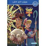 Toy Story 4, lättläst bok