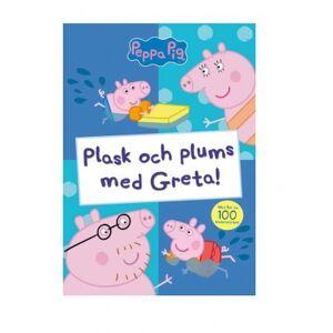 Peppa Pig Pysselbok , Greta Gris