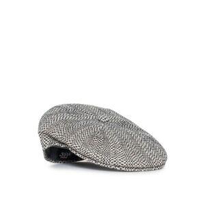 Kangol Wool Herringbone 504 Kepsar Black