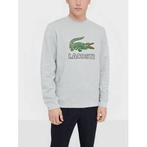 Lacoste Sweatshirt Tröjor Silver