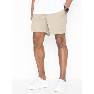 Polo Ralph Lauren Flat Short Shorts Light Beige