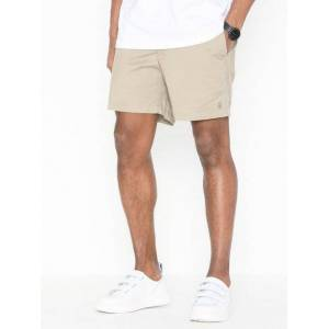 Polo Ralph Lauren Flat Short Shorts Light Beige