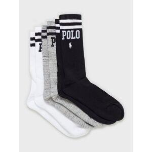 Polo Ralph Lauren Socks 3-Pack Strumpor Multi