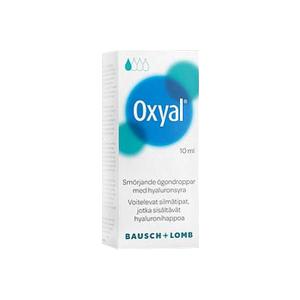 Oxyal Ögondroppar (10ml)