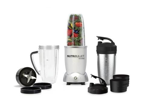 NutriBullet 1200W 12 pcs.