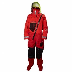 Helly Hansen Ægir Ocean Dry Suit L Red