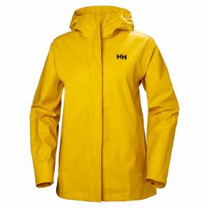 Helly Hansen W Moss Jacket S Yellow