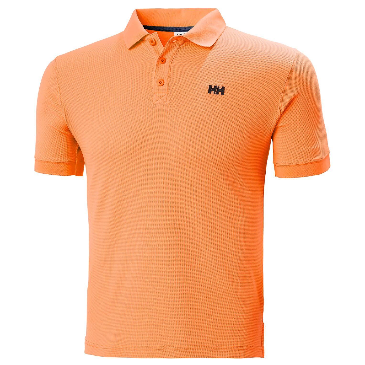 Helly Hansen Driftline Polo   M Orange