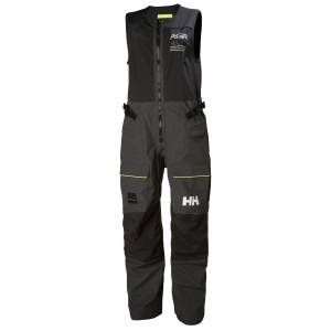 Helly Hansen W Aegir Race Salopette XL Black