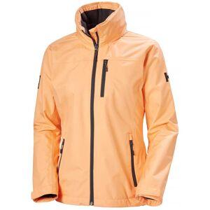 Helly Hansen W Crew Hooded Midlayer Jacket XL Orange