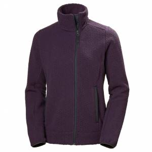 Helly Hansen W Lyra Jacket L Purple