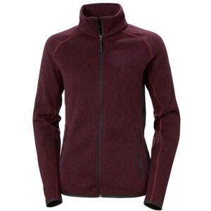 Helly Hansen W Varde Fleece Jacket XL Purple