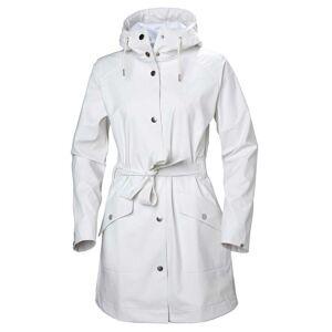 Helly Hansen W Kirkwall Ii Raincoat XL White