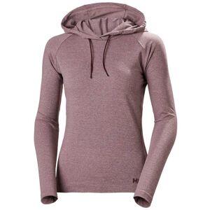 Helly Hansen W Verglas Light Hoodie XL Purple