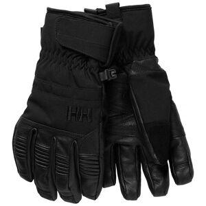 Helly Hansen W Leather Mix Glove S Black