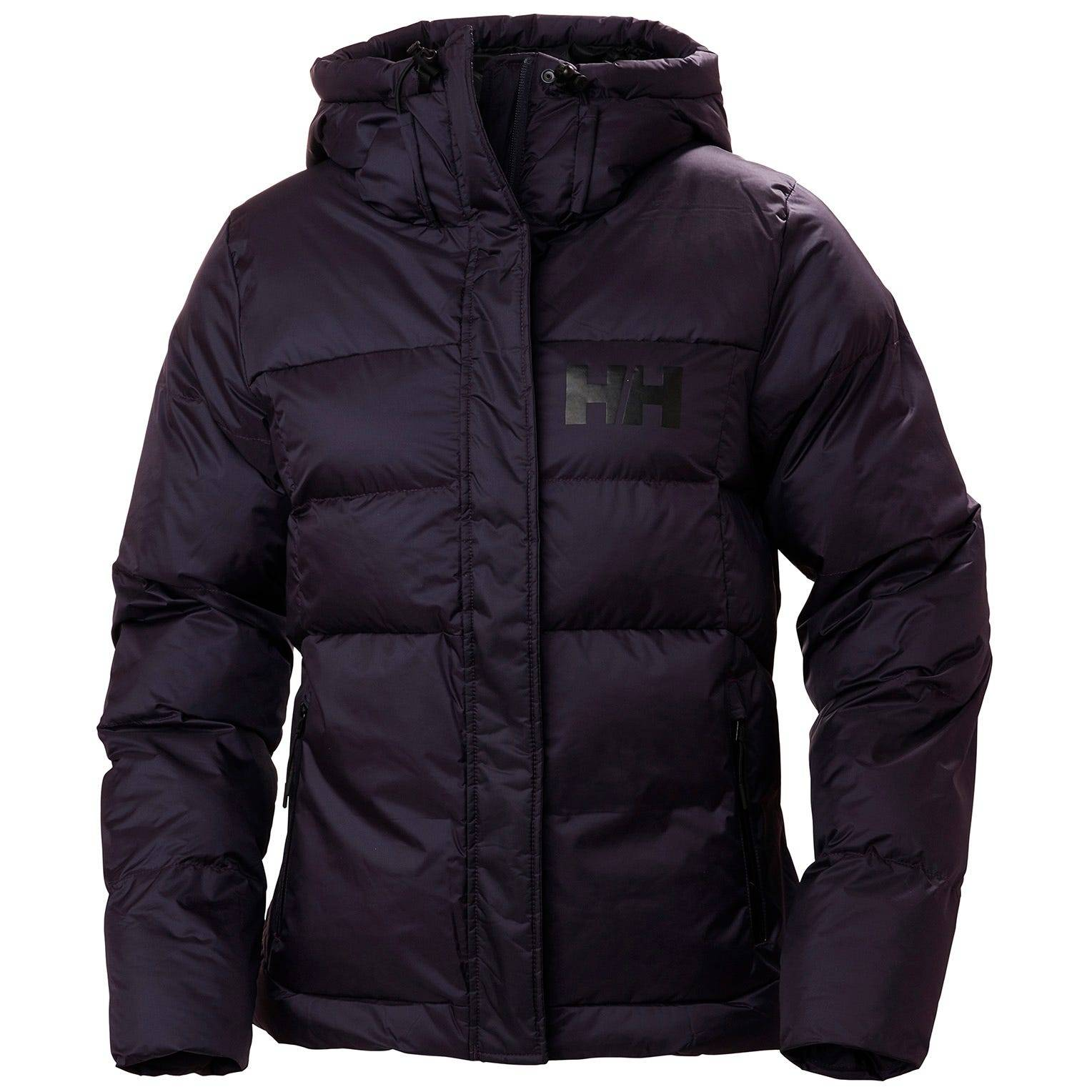 Helly Hansen W Stellar Puffy Jacket L Purple