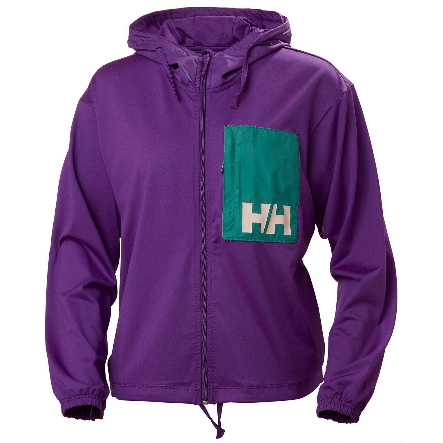 Helly Hansen W Pc Jacket L Purple