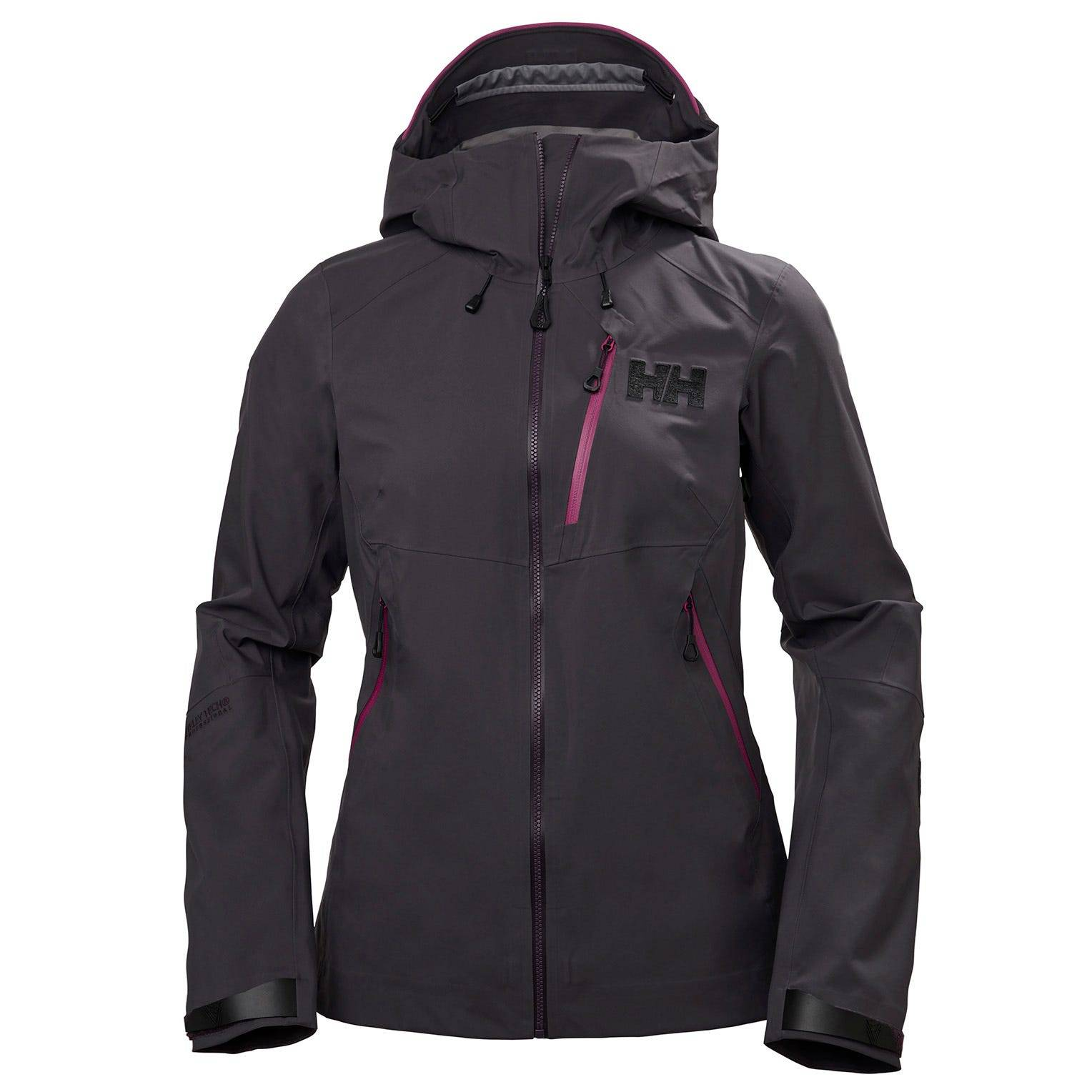 Helly Hansen W Odin Mountain 3l Shell Jacket S Purple