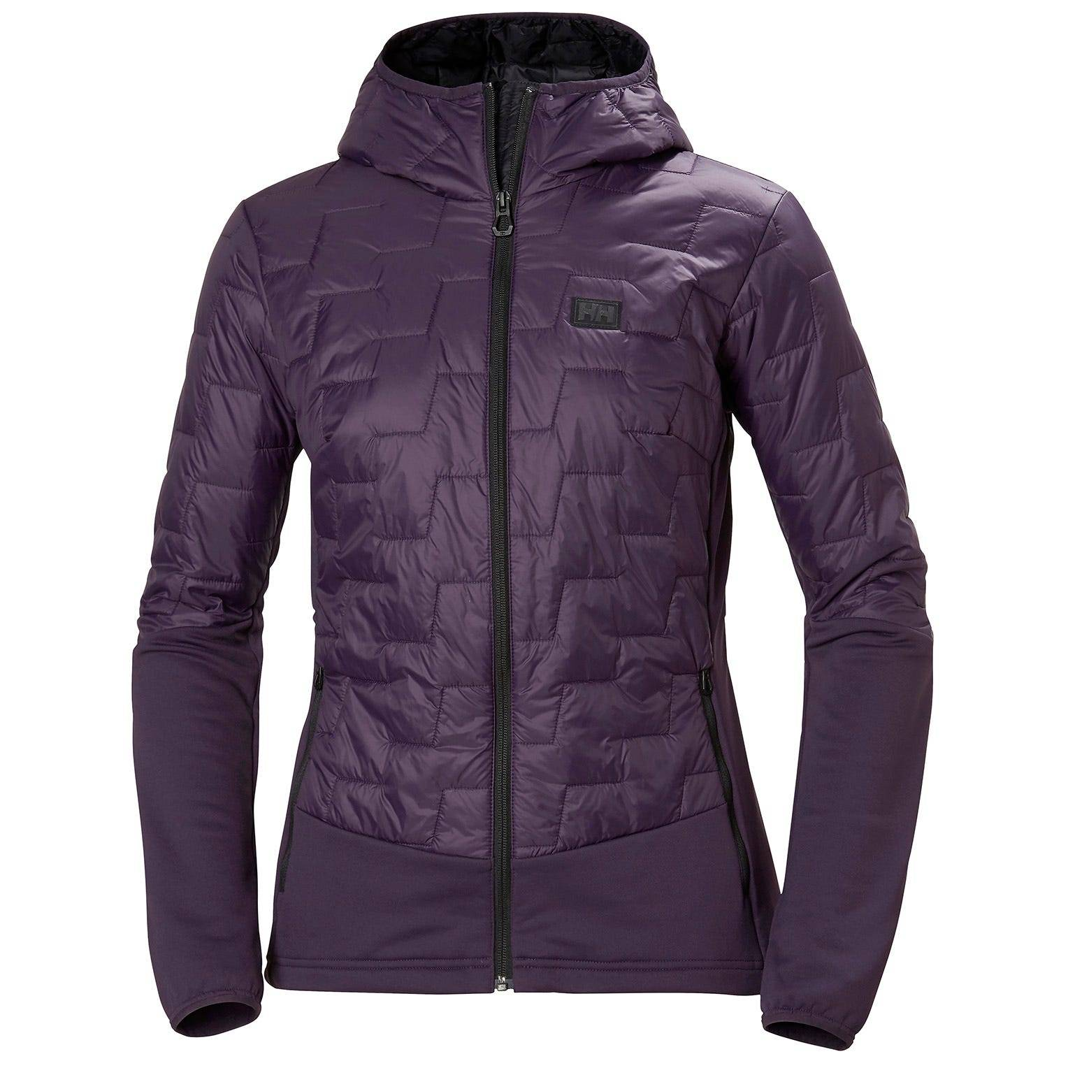 Helly Hansen W Lifaloft Hybrid Insulator Jacket L Purple