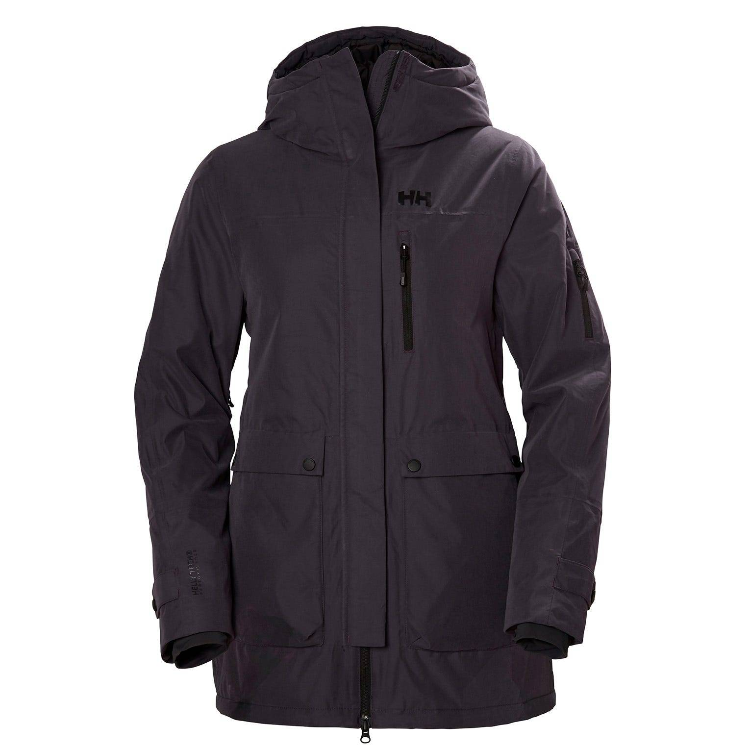 Helly Hansen W Marie Jacket L Purple