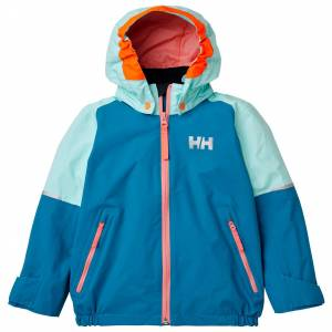 Helly Hansen K Shelter Jacket 134/9 Blue