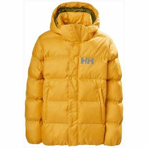 Helly Hansen Jr Radical Puffy Jacket 140/10 Yellow