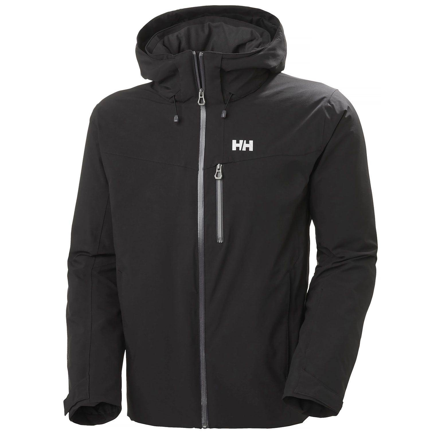 Helly Hansen Men's Swift 4.0 Waterproof Resort Ski Jacket   S Black