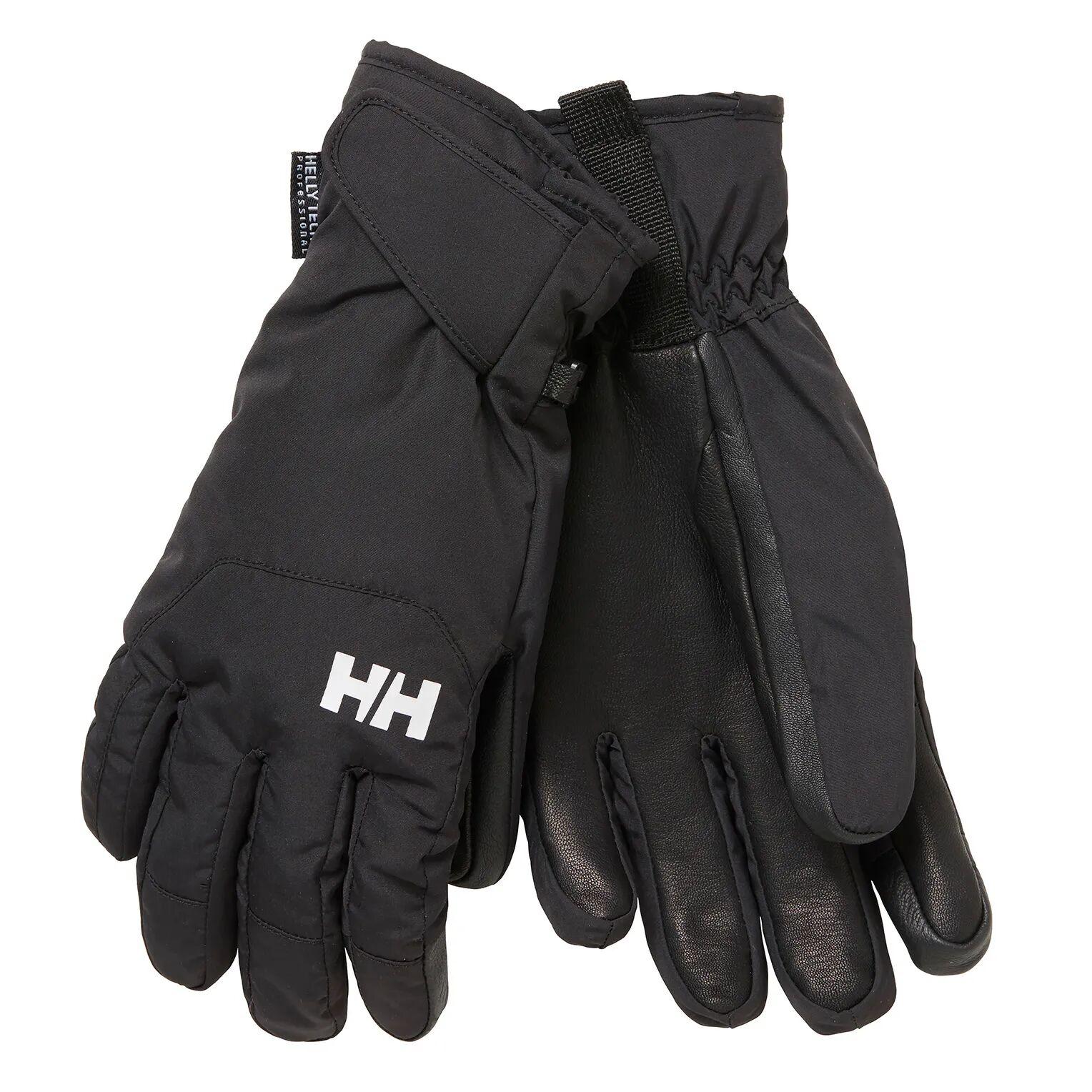Helly Hansen Men's Swift Tech Ski Gloves   XXL Black