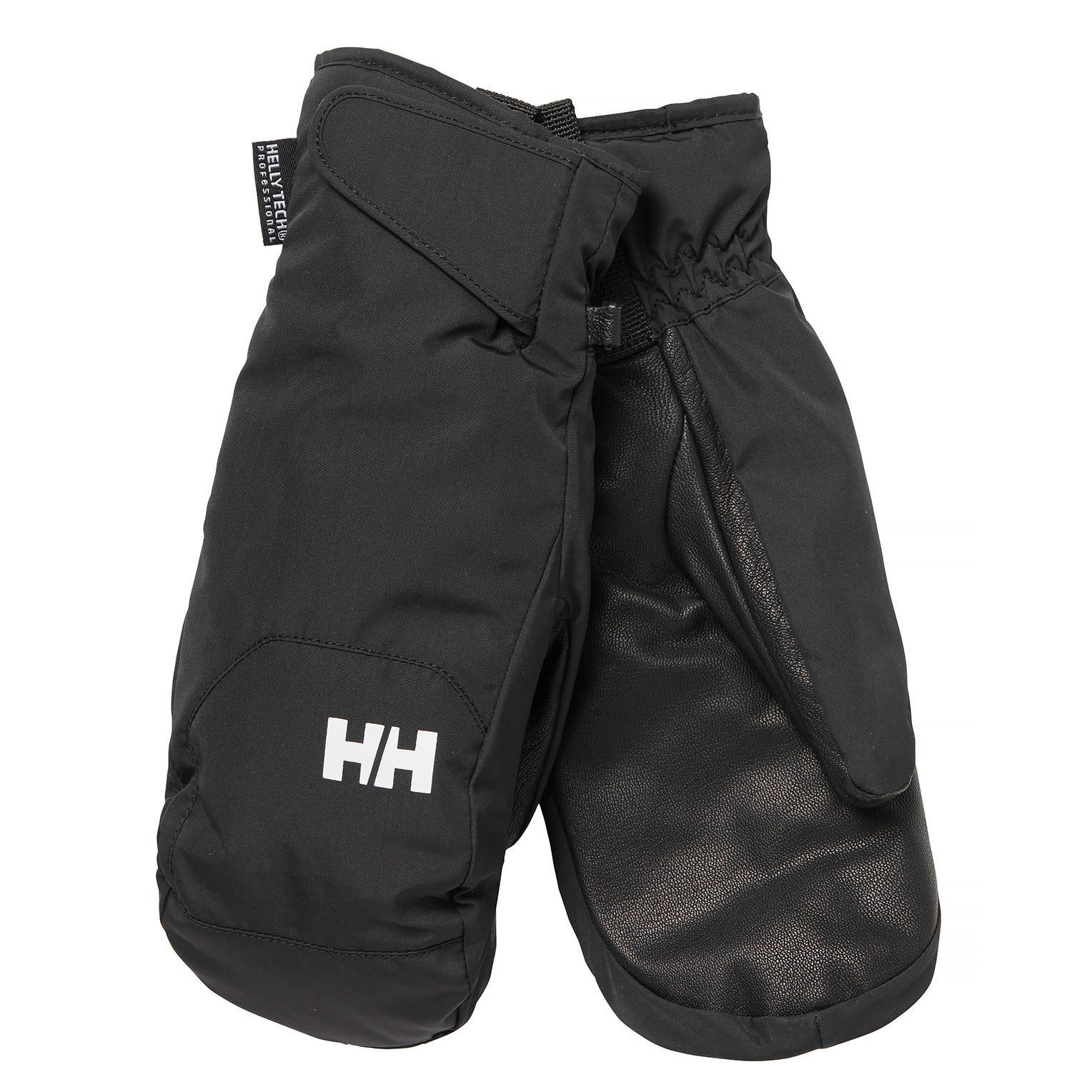Helly Hansen Men's Swift Tech Ski Mittens   S Black