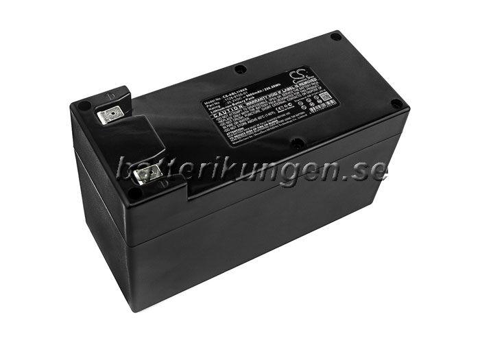 Stiga Batteri till Stiga Autoclip 125 mfl - 9.000 mAh ( 9 Ah )