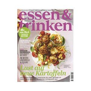 Tidningen Essen Und Trinken 12 nummer