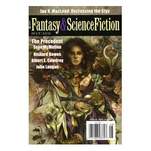 Tidningen Fantasy & Science Fiction 6 nummer