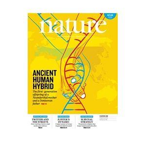 Tidningen Nature 51 nummer