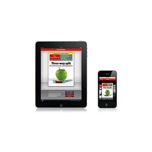 Tidningen The Economist Digital only 102 nummer