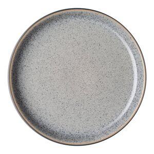 Denby Studio Grey coupe tallrik 26 cm Granite