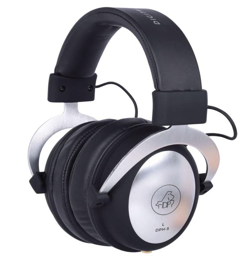 Digitalpiano.com Dph-5 Stereo Hörlurar Från Digitalpiano.Com