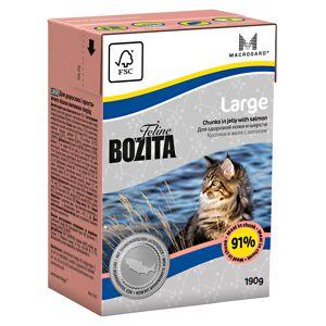 Bozita Feline Bozita Blötmat Large Cat 190g