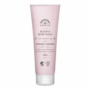 Rudolph Care ACAI HAND & BODY SOAP (TRAVELSIZE)