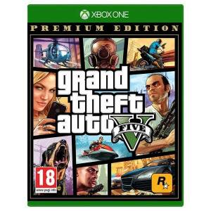 Grand Theft Auto V (GTA 5) Premium Online Edition