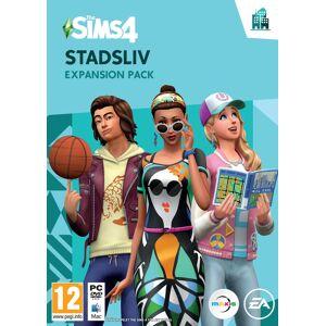 The Sims 4 - Stadsliv (City Living) (SE)