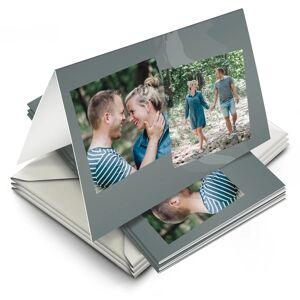 YourSurprise Vykort med foto - 10 st dubbla