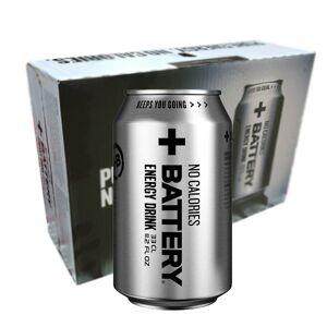 Klippkungen Battery Energy No Calories - 33cl x 24st