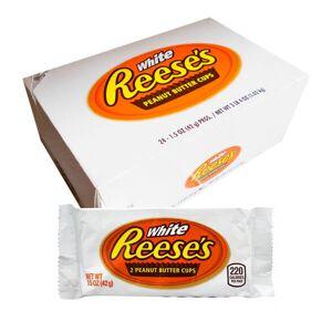 Klippkungen Reese's White PeanutbutterCup 42G x 24st