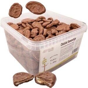 Klippkungen Bananchips med choklad - 1,8 kg