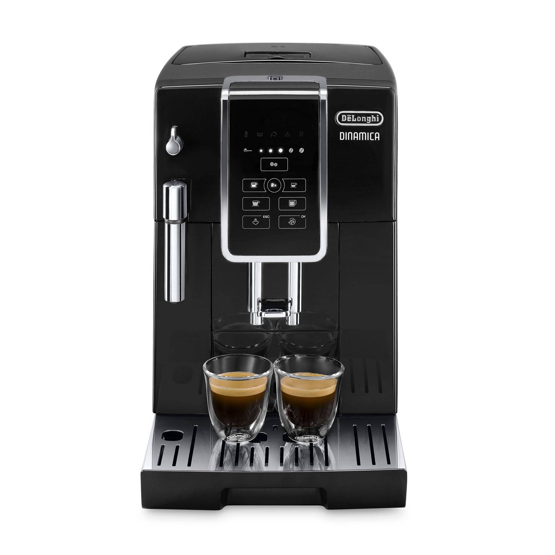 DeLonghi Dinamica Espressomaskin, Svart